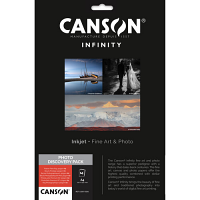 """Canson Infinity Photo Discovery Pack (8.5"""" x 11"""", 14 Sheets)"""