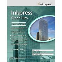"""Inkpress Clear Film 11"""" x 17"""" - 20 sheets"""
