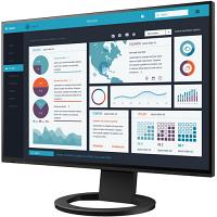 "EIZO FlexScan EV2495FX-BK 24.1"" Monitor with FlexStand (Black)"