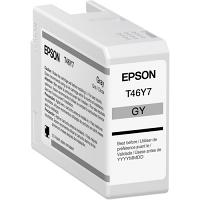 Epson Gray UltraChrome PRO10 Ink Cartridge (50mL)