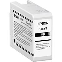 Epson Matte Black UltraChrome PRO10 Ink Cartridge (50mL)