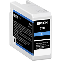 Epso UltraChrome PRO10 Cyan Ink Cartridge (25mL)