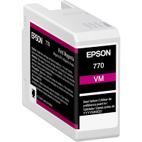 Epso UltraChrome PRO10 Vivid Magenta Ink Cartridge (25mL)