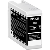 Epso UltraChrome PRO10 Matte Black Ink Cartridge (25mL)