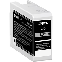 Epso UltraChrome PRO10 Light Gray Ink Cartridge (25mL)