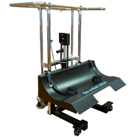 On-a-Roll Lifter® Low Profile; picking rolls up to 16.4' wide