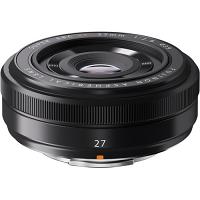 FUJIFILM XF27mmF2.8 Lens (Black)
