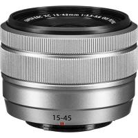 FUJIFILM XC15-45mmF3.5-5.6 OIS PZ Lens (Silver)