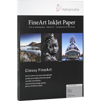"Hahnemühle Photo Rag Metallic Paper 340gsm - 11"" x 17"" (25 Sheets)"