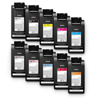 Epson UltraChrome GS3 Cyan Ink 1.5L for S60600L, S80600L