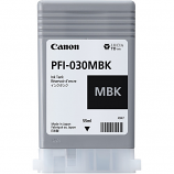 Canon PFI-030 Matte Black Ink (55mL)