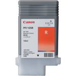 Canon PFI-105R Red Ink Tank for IPF6300/6350 (130ml)