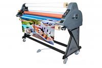 "RSC-1651LSH 65"" Heat Assist Top Roller Wide Format Roll Laminator"