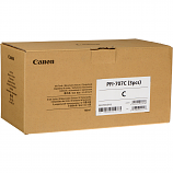 Canon PFI-707C Cyan Ink Cartridge (700 mL, 3-Pack)