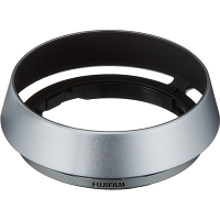 FUJIFILM Lens Hood for XF23mmF2 and XF35mmF2 (Silver)