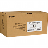 Canon PFI-707BK Black Ink Cartridge (700 mL, 3-Pack)