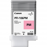 Canon PFI-106 Photo Magenta Ink Cartridge (130 ml)