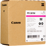 Canon PFI-307M Magenta Ink Cartridge (330 mL)