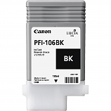 Canon PFI-106 Black Ink Cartridge (130 ml)
