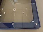 Livingston SC-F2000 V-Neck and Polo Riser for Medium Platen