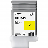 Canon PFI-106 Yellow Ink Cartridge (130 ml)